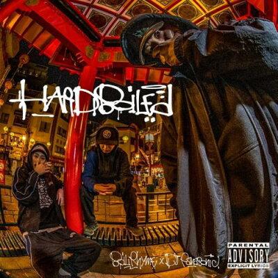HARDBOILED LP アルバム LEXAL-32