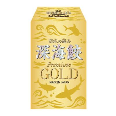 日本の恵み 深海鮫 プレミアム GOLDゴールド 330球 しんかいざめ