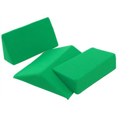 ナーセントパットA 3点セット グリーン
