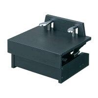 ピアノベース ピアノ補助ペダル SP-D ブラック