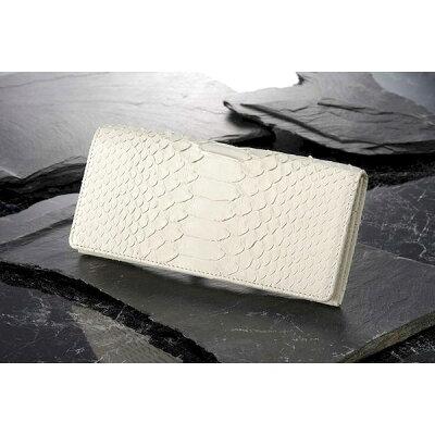 K9694-1 白蛇 長財布