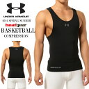 アンダーアーマー UNDER ARMOUR UA HEATGEAR ARMOURタンク MBK3007BLK