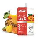 dns jel-x ジェルエックス  トロピカルフルーツ味       ホエイプロテイン/筋力系s   ゼリー飲料