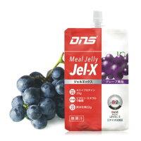 DNS ディーエヌエス Jel-X ジェルエックス グレープ味 1箱 6本