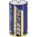 マクロス アルカリ単1乾電池 1P