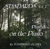 スタンダーズ vol.2~オン・ザ・ピアノ/CD/OTM-1004