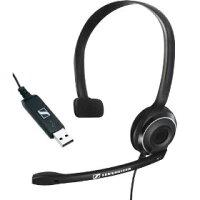 SENNHEISER ヘッドセット PC 7 USB