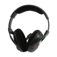 SENNHEISER GAME ONE BLACK