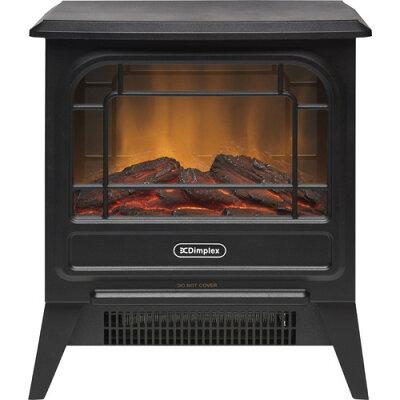 ディンプレックス オプティフレーム 電気暖炉 Micro Stove BK ブラック(1台入)