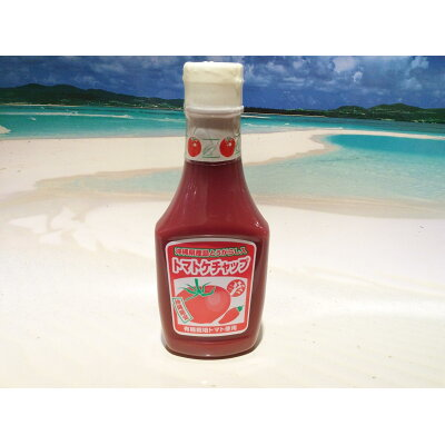 琉球フロント沖縄 島とうがらし入り トマトケチャップ 300g