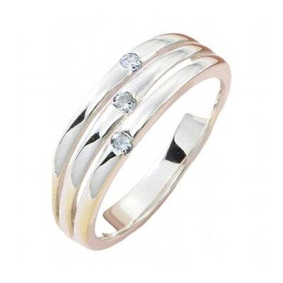 ウルティマ シルバーダイヤモンドファッションリング 13号 CHR1946DIA