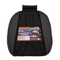 PCE-800 パワフル シングルクッション エレガントスタイル ブラック PCE800