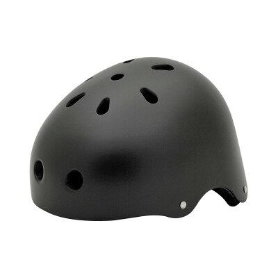 a.n.d cocoon 52~56cm 子供用ヘルメット a.n.design works ブラック M