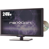 ネクシオン neXXion 24インチ DVDプレイヤー内蔵 デジタルハイビジョン LED液晶テレビ  WS-TV2457DVB