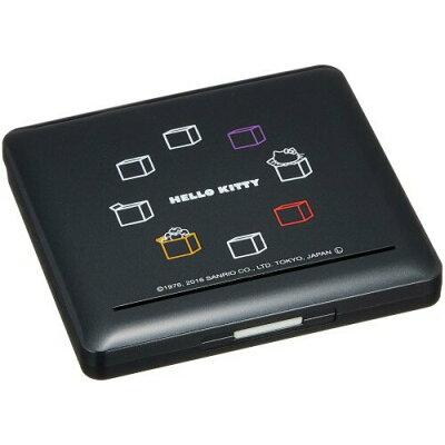 NONAKA Hello Kitty リードケース ボックス ブラック テナーサクソフォン& バスクラリネット用