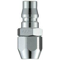 長堀工業 ナック クイックカップリング AL20型 鋼鉄製 ポリウレタンチューブ用 CAL24PA