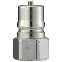 長堀工業 クイックカップリング HP型 特殊鋼製 高圧タイプ オネジ取付用 CHP03P