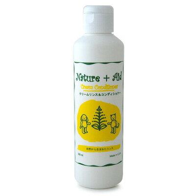 Nature-Aid クリームリンス&コンディショナー 475ml
