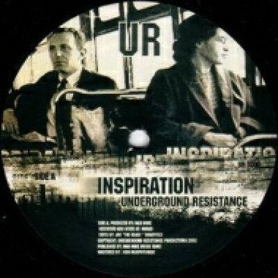 Underground Resistance アンダーグラウンドレジスタンス / Inspiration / Transition