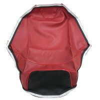 ALBA アルバ 国産シートカバー 張替タイプ HCH1056-C14 黒/赤