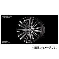 シルクブレイズ ヴォルツァ アルミホイール ピアノブラック/DAカット 19×7.5 INSET:47 H/P.C.D:5/114.3 HUB:φ73 VORZA-AW-006