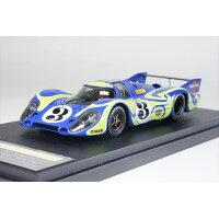 """1/43 ポルシェ 917 LH """"Martini Racing""""ルマン 24h 1970 2位 No.3 メイクアップ VM055 ポルシェ917LH ルマン 1970 3"""