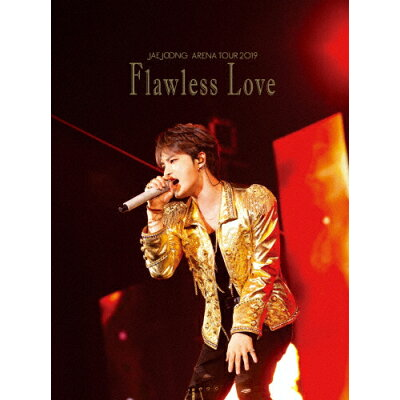 JAEJOONG ARENA TOUR 2019~Flawless Love~/Blu-ray Disc/JJKD-26