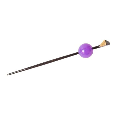 花鳥風月 玉かんざし 紫 ハロウィン B-2995874980