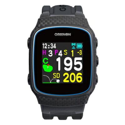 グリーンオン ゴルフ ザ・ゴルフウォッチ ノルム II 腕時計型 GPSゴルフナビ 2020モデル