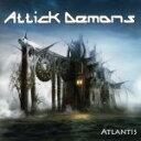 アティック・ディーモンズ/CD/RBNCD-1088