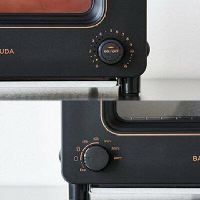 BALMUDA The Toaster K05A-BK