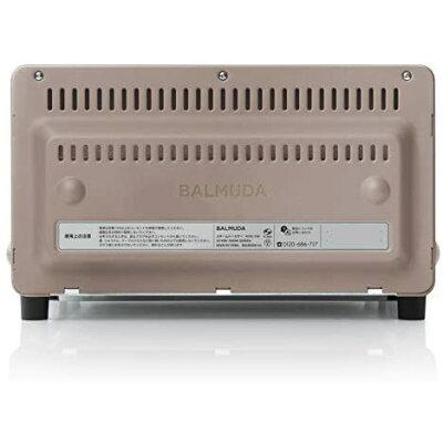 BALMUDA The Toaster  スチームオーブントースター  K01E-CW