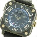 ロマゴ デザイン ROMAGO DESIGN RM018-0073PL-BK メンズ メンズ腕時計 #100778