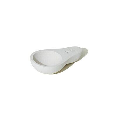 ソイル 茶さじ ホワイト K263WH(1コ入)