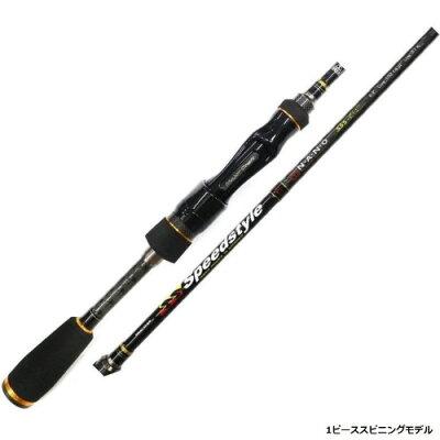 (ロッド)メジャークラフト:SSS-65L (スピニングロッド 釣り竿・釣竿)