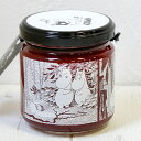 (ムーミン)Moomin Fruits Jam(季節限定/イチゴ)moo-frj005