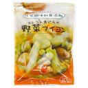 corcor 化学調味料無添加 コトコト煮込んだ野菜ブイヨン 4g×30包
