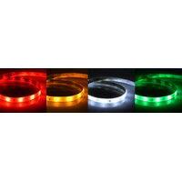 高輝度SMD LEDテープ 30cm/15LED 極細4mm幅 ベース