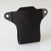 Slipin4 Basic 4インチ用 ブラック waistrapスマホホルダーケース -