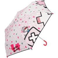 ハローキティ×ワンピース/チョッパー 53cm折畳傘