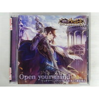 Open your mind/CDシングル(12cm)/HKMM-0010