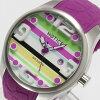 ノーティス NOTICE 腕時計 アナログ表示 20気圧防水 ムーブメント マルチ×パープル NT-SR02M-PU メンズ