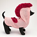 モンキーデイズ フーディー mohawk heart sweater サイズ L pink/hot pink首周り: 34cm 胴囲: 36cm 着丈