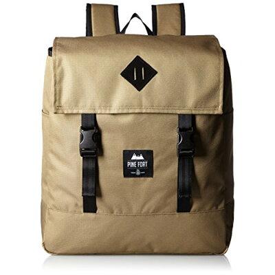 パインフォート リュック Scout Bag Solid PNF-000-161007 Khaki Khaki