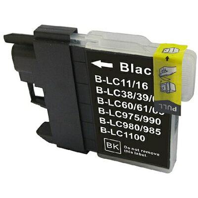 brother lc11bk  互換インクカートリッジ ブラック