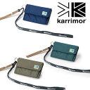 カリマー karrimor VT ワレット L.カーキ/キャメル 742260