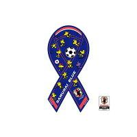 ウッドストック × サッカー日本代表(SAMURAI BLUE) コラボ リボンマグネット