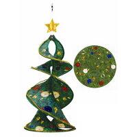 ウインドスピナー スピンデュエット クリスマスツリー