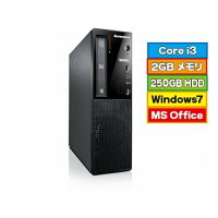 Lenovo ThinkCentre E73 Small Core i3-4150/ 2/ 250/ SM/ Win7DG/ OF2013 10AU00BUJP