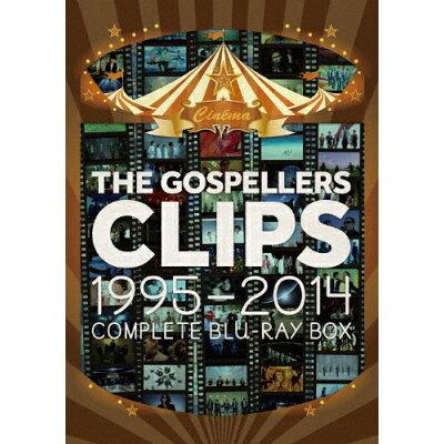 THE GOSPELLERS CLIPS 1995-2014 ~Complete Blu-ray Box~/Blu-ray Disc/KSXL-77